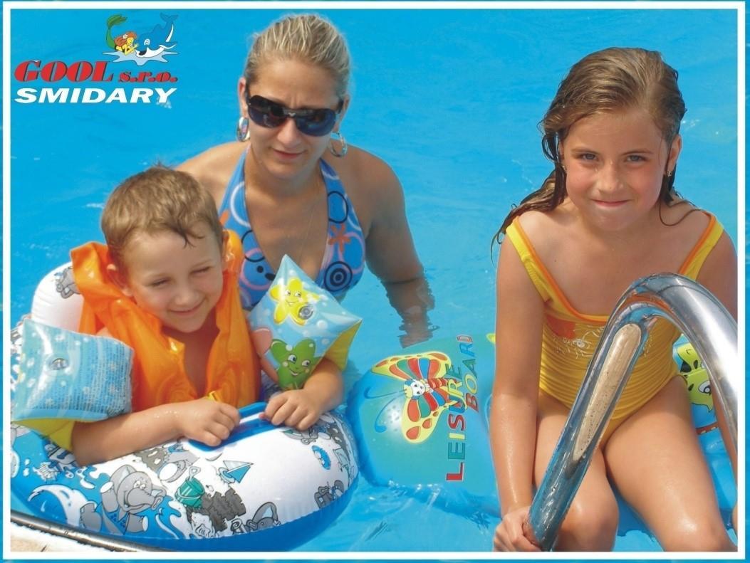 Zahradní bazény koupací jezírka eshop